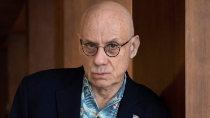 Scatological rap and mistaken identity: James Ellroy's book tour was wild