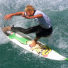 From the Archives, 2001: Mick Fanning's triumph at Bells Beach