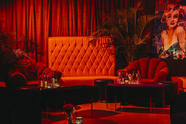 Mr Brownie is a vibrant new pub from Jessi Singh.