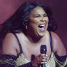 Electro-pop queen Lizzo can rock a flute solo as comfortably as she twerks