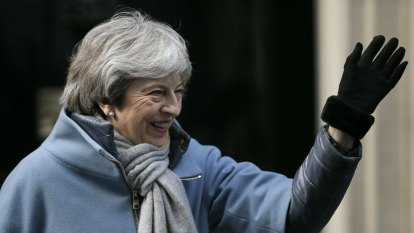 'I mean, you've got to admire Theresa May'. Do I? Why?