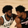 The Bucks stop here: Miami into NBA Eastern Conference finals