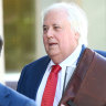 Clive Palmer settles Aurizon's $88 million Queensland Nickel claim