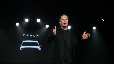 Elon Musk is opening a Tesla factory in Berlin.