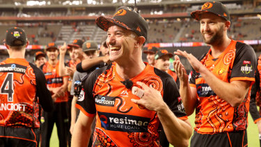 Michael Klinger will be the Renegades' new coach.