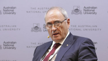 Former Treasury secretary Ken Henry wants all states and territories to move away from stamp duty.