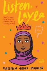 <i>Listen, Layla</i> byYassmin Abdel-Magied