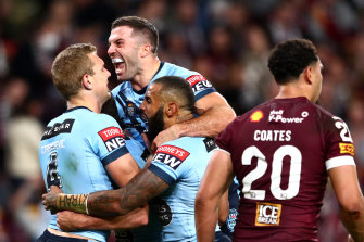 The move to Queensland was foreshadowed when Origin III was shifted from Newcastle to the Gold Coast just four days before kick-off.