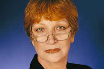 Cornelia Frances hosted the original version of The Weakest Link.