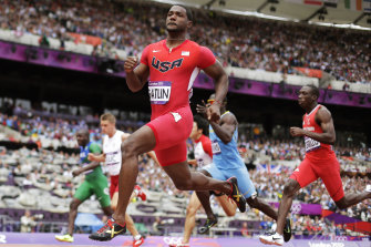 Incredibly, Justin Gatlin could resume the mantle that he held before Bolt's extraordinary career began.