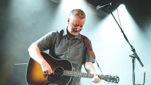 Billy Bragg on solving Brexit, and his days with Boris and Albo