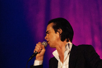Nick Cave provided the soundtrack to so many of our lives.