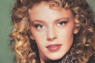 Kylie Minogue 's LOCOMOTION album cover.