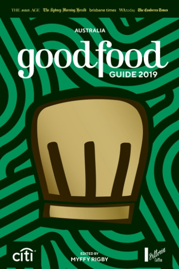 This year's Good Food Guide.