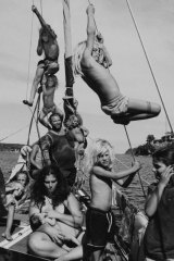 Sumbawa pride – life on a boat with eleven kids, 2018, Alex Vaughan.