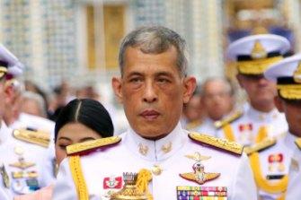 Thailand's King Maha Vajiralongkorn has close ties with the Bahrain royal family.