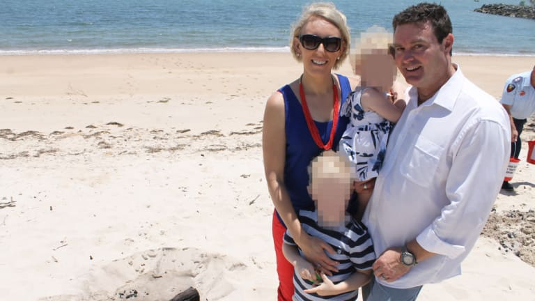 The au pair arrived in Australia planning to work for Nicole and Russell Keag.