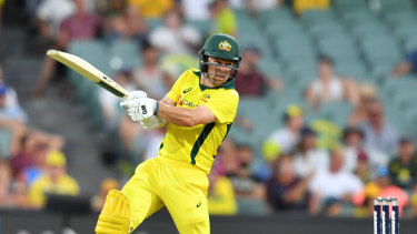 Travis Head was the hero of a rare moment of joy for Australia's one-day team last January.