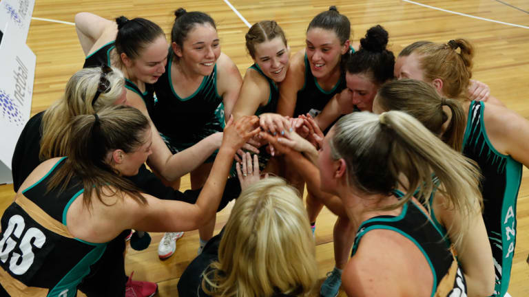Arawang clinched the Netball ACT State League title in thrilling fashion.