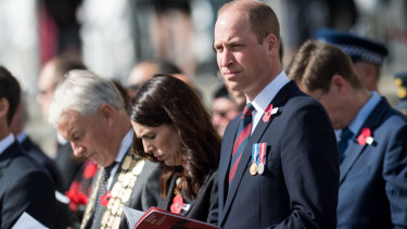 Prince William is preparing to visit the survivors of the Christchurch mosque attacks.