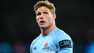 """We certainly put a lot of pressure on the Bulls"": Michael Hooper."