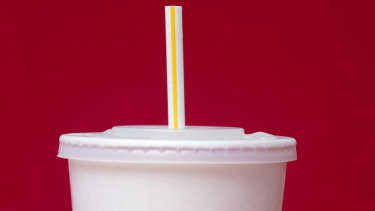 Plastic straws are on the EU's environmental hit list.