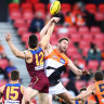 Semi-final preview: Brisbane Lions v GWS Giants