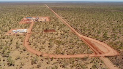 Origin Energy faces heat over Northern Territory gas drilling plans