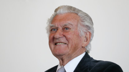 Bob Hawke's daughter to sue Blanche d'Alpuget over his will