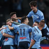 Sydney FC make history as City show heart but squander another big moment