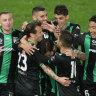 Diamanti sparkles as Western United win eight-goal thriller