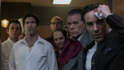 The Sopranos aims for its highest note in The Many Saints of Newark