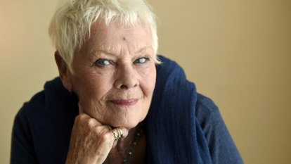 I want to play a slug: Judi Dench on Red Joan and the rest