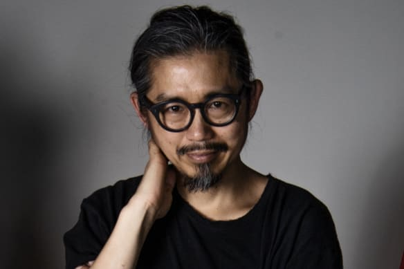 """Akira Isogawa: """"I was in search of something special""""."""