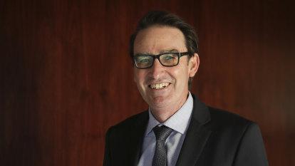 Meet the man nursing the economy back to health