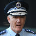 NSW Police Commissioner Mick Fuller speaks to the media during a press conference on Tuesday.