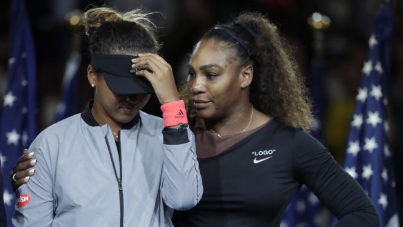 Serena's mentor sees no crackdown on courtside coaching