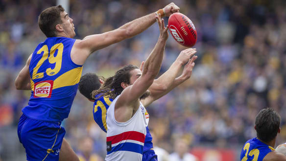 Eagles in hunt for top-two finish after banishing the Dogs