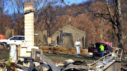 From the Archives, 2009: Marysville decimated in Black Saturday fires