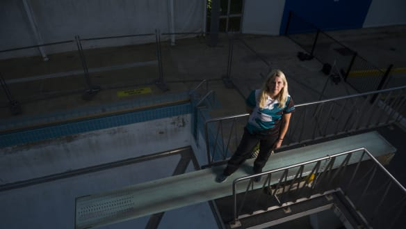 'Missed opportunity': Canberra's aquatic sports misses out on deep diving pool at Stromlo