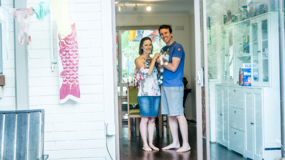 How Rebekah and Jim live for free in strangers' homes
