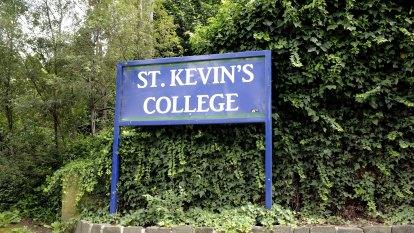 St Kevin's College teachers leave school