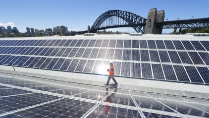 New power source for nation's renewable energy agency