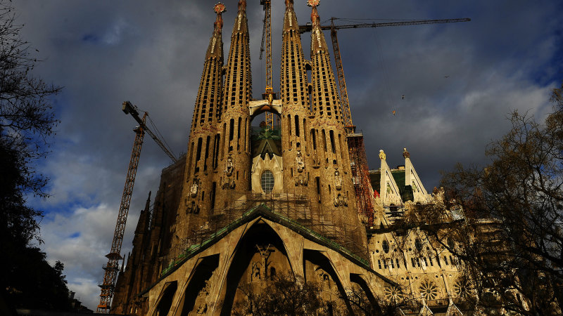 After 137 Years Unfinished Gaudi Church In Barcelona Finally Gets Permit