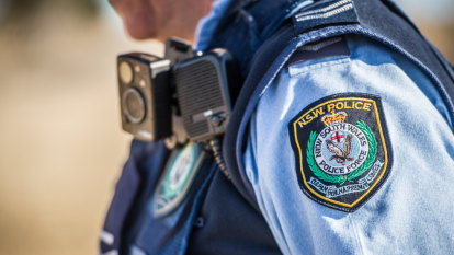 Blaxland High School teacher charged over alleged sexual touching of student