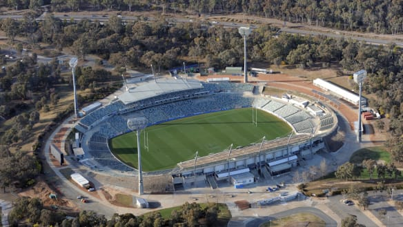 A-League snub could affect plans for new stadium in Canberra