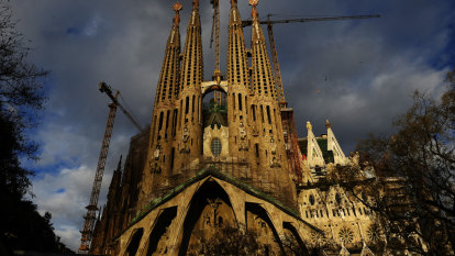 After 137 years, unfinished Gaudi church in Barcelona finally gets permit