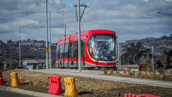 'Hey, it works': Light rail comes out of the shadows