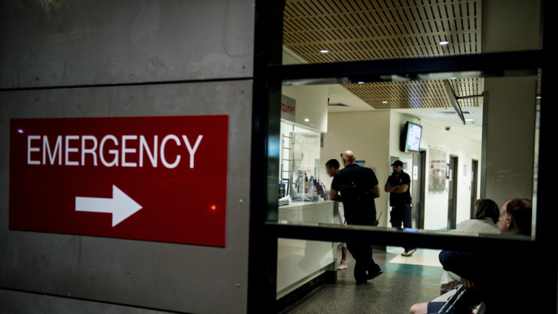 Treatment times blow out at overcrowded emergency departments