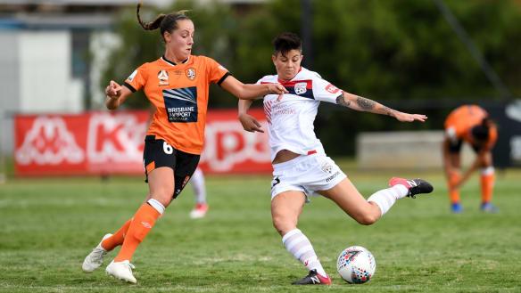 Munoz backs Michelle Heyman to fire against Canberra United
